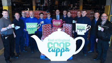 Fairtrade Fortnight, supported by East of England Co-op