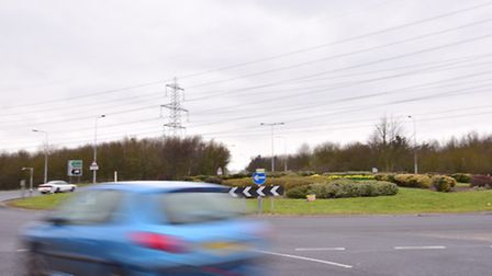 Any new road is likely to start at the Asda by-pass at Whitehouse.