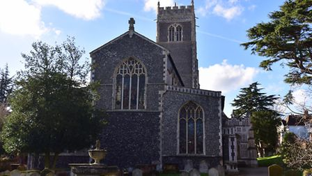Will you be going to church this Easter? Details of services here