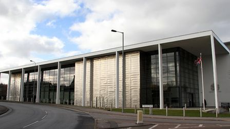 McKno appeared at Ipswich Crown Court.
