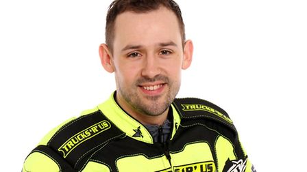 Danny King pictured at the Ipswich Witches Studio Shoot at Ipswich Sports Club, Ipswich, Suffolk, UK