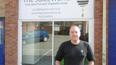 Lawrence Farrow of The Juice Works