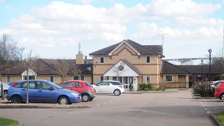Monmouth court care home. Ipswich