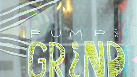 Pump and Grind in Ipswich.