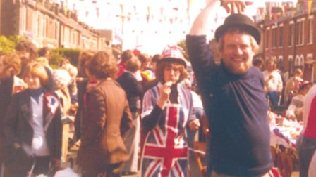 Are you planning a street party? This is a Jubillee Party in 1977 in Henniker Road , Ipswich.