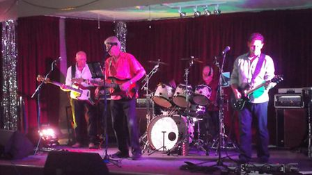 The Martells, playing Ipswich Music Day