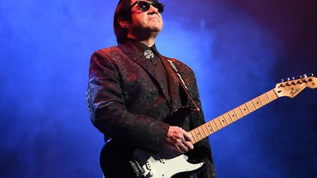 Barry Steele and Friends stage The Roy Orbison Story