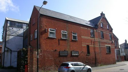 No 28-36 Tacket Street, including the former First Floor Club night club, is for sale by auction on