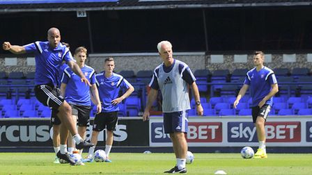 Ipswich Town will play a warm-up game for the new season again Belgian side Royale Union Saint-Gillo