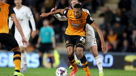 Isaac Hayden. Photo : Richard Sellers/PA Wire.