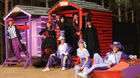 Red Rose Chain's Twelfth Night in 2011. Photo: Sarah Lucy Brown