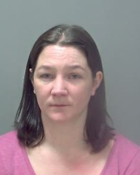 Kerri Mills, who was jailed for arson after being rescued by police