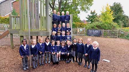 St Helen's Primary School - demand for places is high