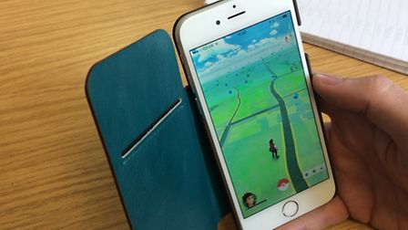 Have you joined the Pokemon Go craze?