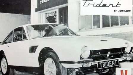 Trident cars were made at Turret Lane in Ipswich.