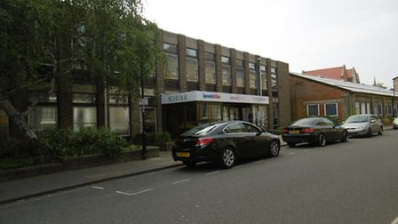 30 Lower Brook Street, Ipswich. Development plans are going out for consutation