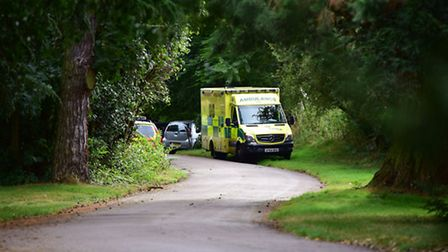 Emergency services attended the scene of a bathroom fire at at Thurleston Residential Home in Thurle