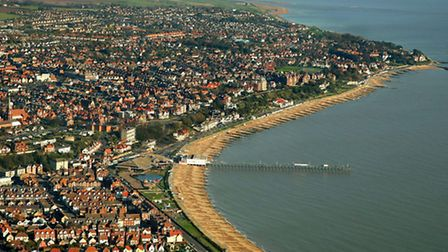 Man's remains found in his Felixstowe flat
