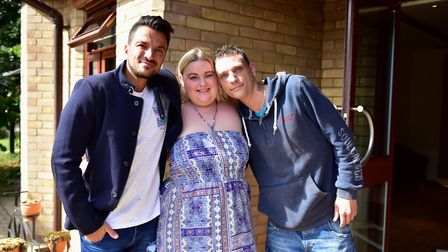 Zoe Goddard had the surprise of her life last year when Peter Andre visited her at the St Elizaeth H