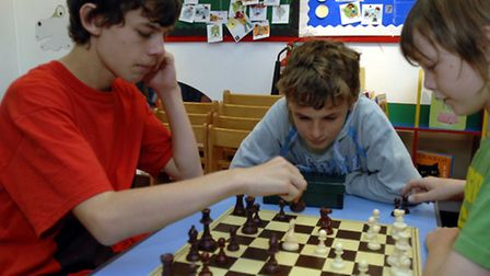 An attempt is being made to revive the Ipswich Junior Chess Club..