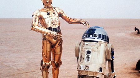Star Wars music was brought to life by the RPO at Ipswich Regent .