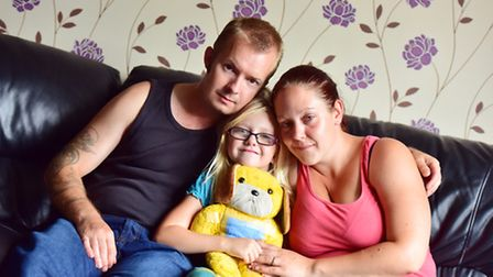 Kara Skippings, 30, has lodged an official complaint with Ipswich Hospital after they failed to diag