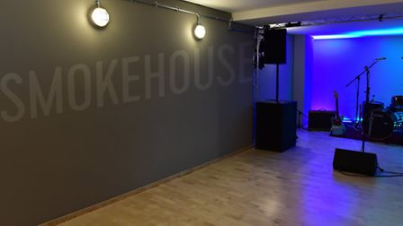 The Smokehouse, Ipswich's newest music venue at South Street Studios.