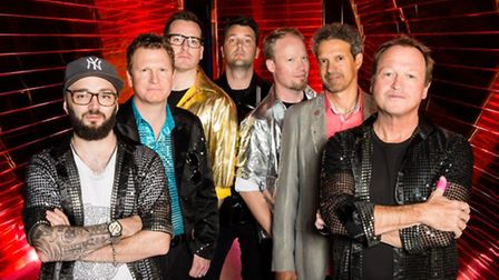 Level 42 return to the Ipswich Regent on Saturday, October 15. Photo: Contributed