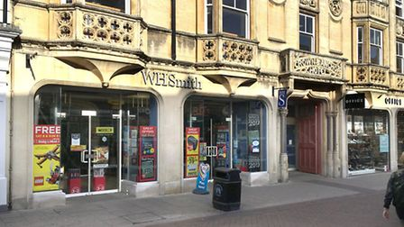 WHSmith in Ipswich, which could get a Post Office.