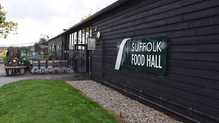 The Suffolk Food Hall in Ipswich.