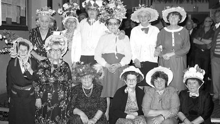 Top Rank Bingo hosted an Easter parade - check out these bonnets