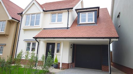 The Sycamore (Plot 13) - New Show Home at Goodlands, Boxford