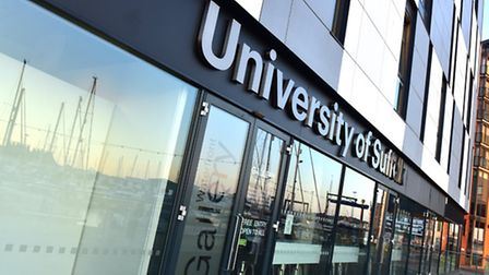 The rebranded University of Suffolk has also improved the economic prospects of Ipswich, pushing up