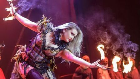 The Circus of Horrors, coming to Felixstowe's Spa Pavilion October 25