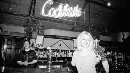 Cocktails were among one of the more popular drinks of choice at Hollywood's in 1993