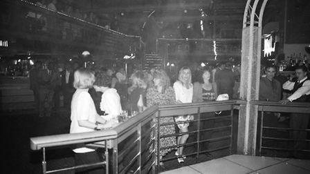 Are you one of those seen in these photos from Hollywoods nightclub in 1993?