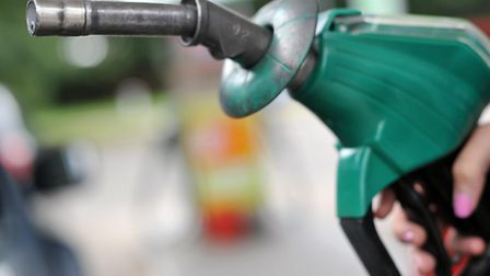 Petrol prices in Ipswich