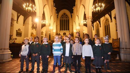 St Albans High School has set up Ipswich's first community choir - it's open to children at primary