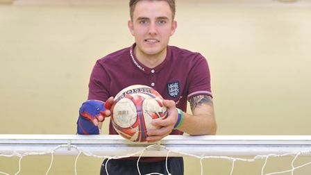 Bailey Fleming is nominated for the Sporting award at the Stars of Suffolk