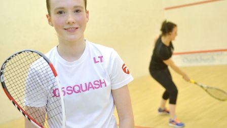 Lucy Turmel is nominated for the Sporting award at the Stars of Suffolk