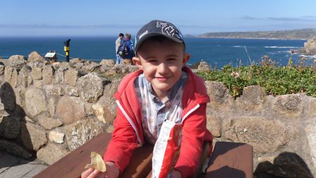 Kaden McKenna, who tragically passed away earlier this year, is shortlisted for the Young Person awa