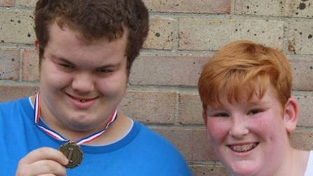 Ben Munson is shortlisted for the Young Person award at the Stars of Suffolk