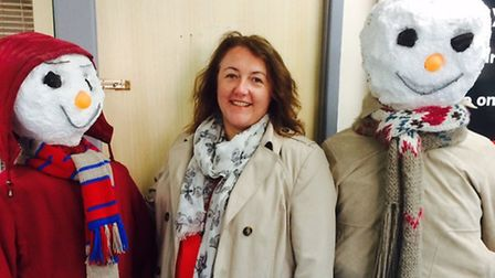 Marian Staples is shortlisted for the Volunteering award at the Stars of Suffolk