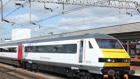 Train delays in Suffolk and north-east Essex.