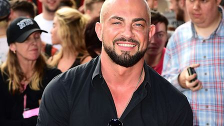 Robin Windsor attending the gala night of The Bodyguard at the Dominion Theatre, London, in July 201