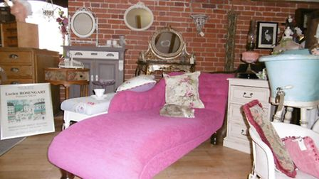 The Shed, Sproughton antiques and collectables