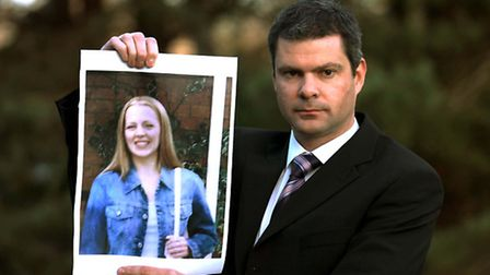 David Skevington at the time he was overseeing the investigation into the murder of Gemma Adams.