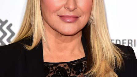 Anastacia is coming to the Ipswich Regent next year. Photo: Ian West/PA Wire