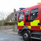 Fire crews attended the incident