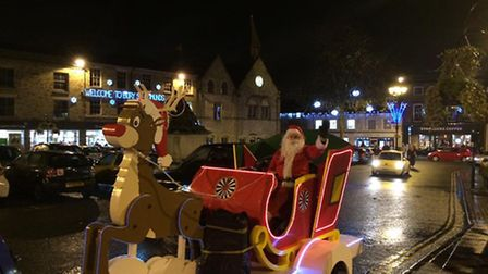 Where will Santa be this week? See our route guide
